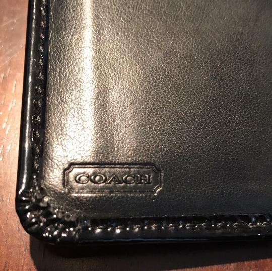 Coach Patent Leather Wallet Image 7