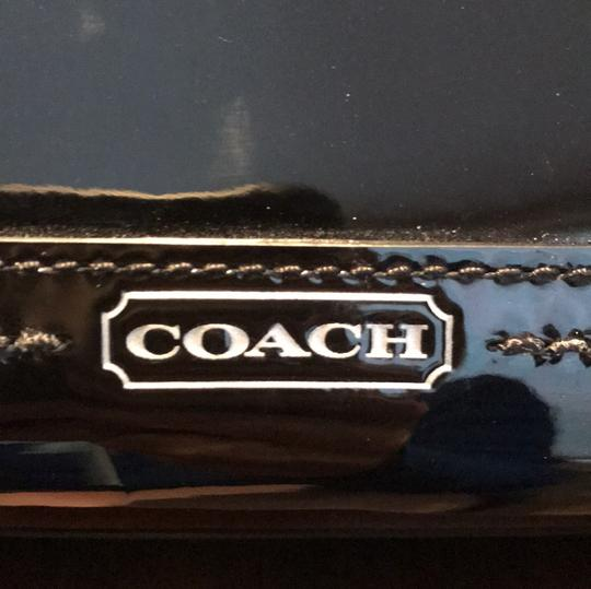 Coach Patent Leather Wallet Image 8