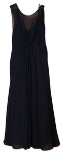 Navy Maxi Dress by DaVinci Bridal