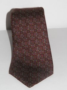 Hermès Brown Men's Tie/Bowtie