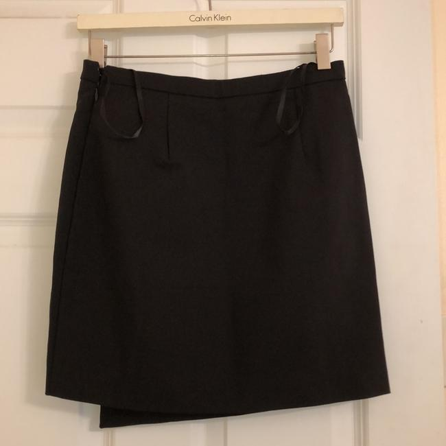 Philosophy Mini Skirt Black Image 1