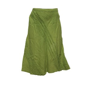 Marianne Skirt Green