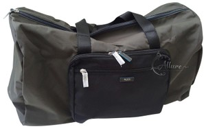 Tumi Packable Duffle Duffle Carry On gray Travel Bag