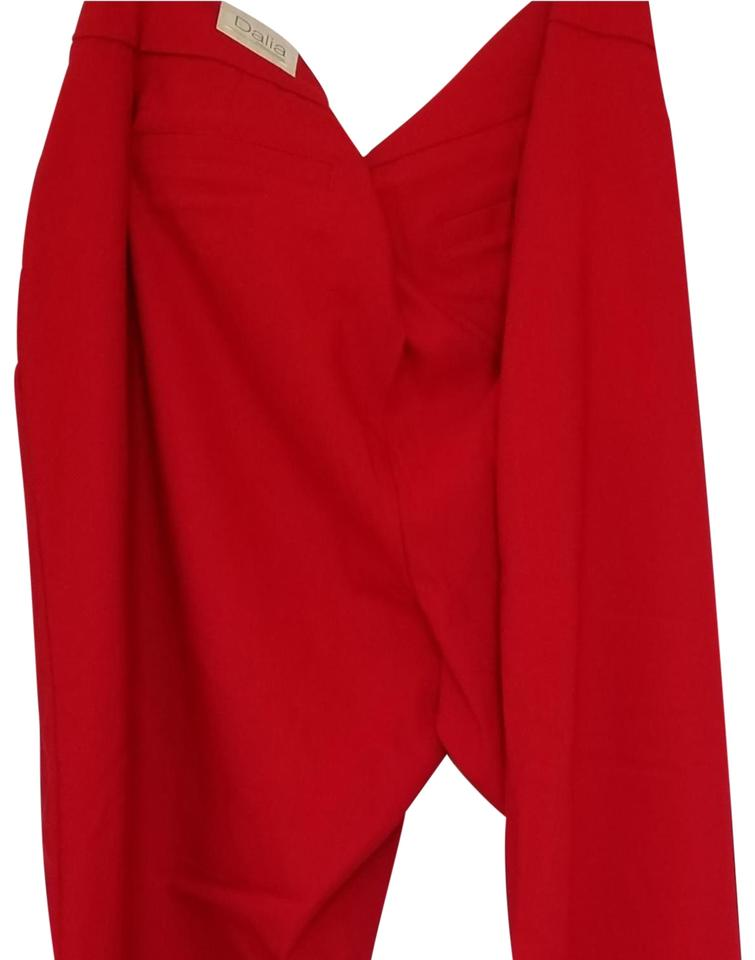 10eafe0cd8a Dalia New With Tags Plus-size 18w Capris Red ...