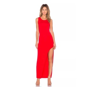 red Maxi Dress by Lovers + Friends