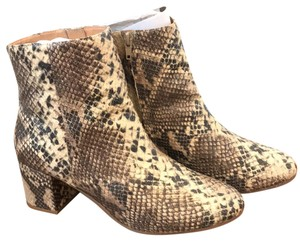 Urban Outfitters Snakeskin Boots