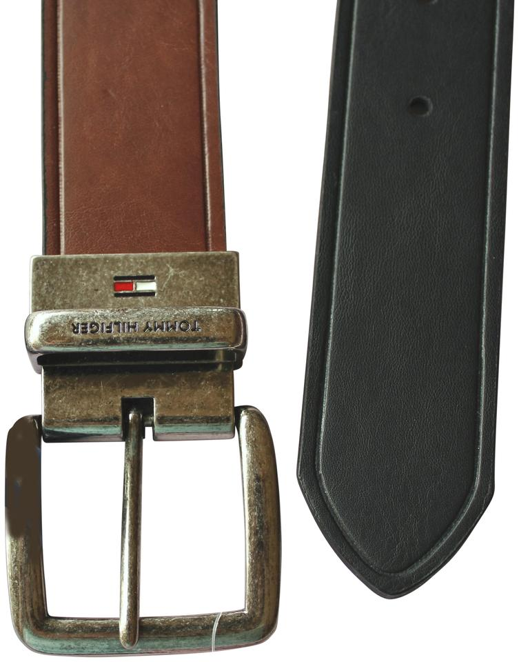 a5e94197402c Tommy Hilfiger Black  Brown Men s Reversible Black  (38) New Belt ...