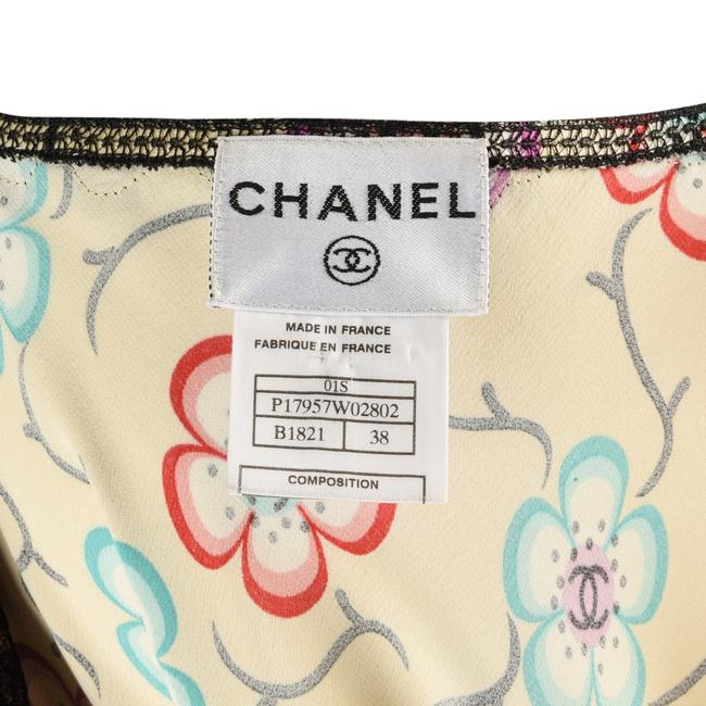 Chanel 01s Camellia Dress Image 10