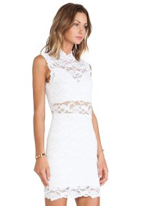 Nightcap Lace Boho Pale Pink Free People Mini Dress