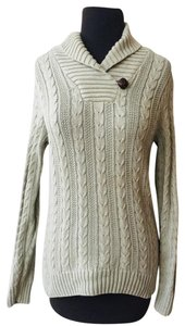 Croft & Barrow Cowlneck Ribbed Sweater