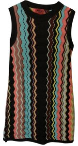 Missoni for Target short dress Brown on Tradesy