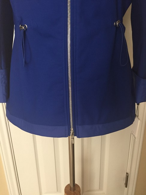 Calvin Klein Reversible Full Zip Hooded Anorak Jacket Raincoat