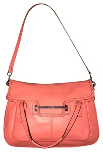 Coach Satchel in SALMON