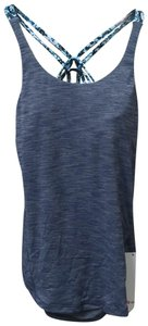 Lululemon Top blue white