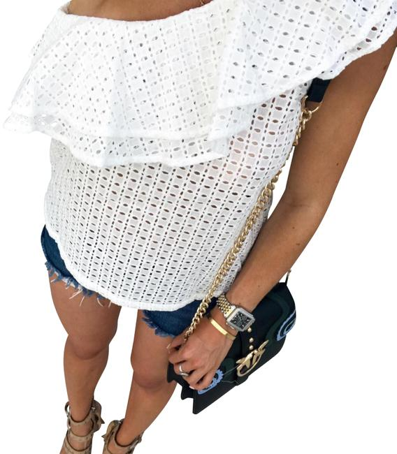 Preload https://img-static.tradesy.com/item/24220003/jcrew-white-one-shoulder-eyelet-ruffle-blouse-size-petite-8-m-0-1-650-650.jpg