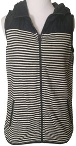 Tommy Hilfiger Puffer Material Hooded Full Zip Vest