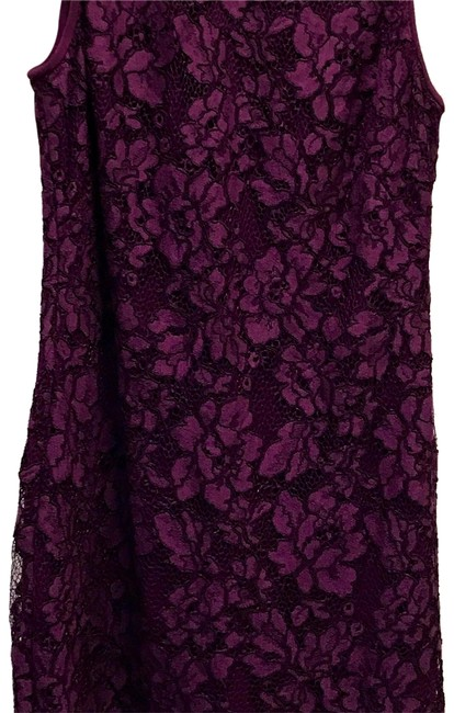 Preload https://img-static.tradesy.com/item/24220233/lauren-ralph-lauren-purple-sleeveless-floral-lace-short-cocktail-dress-size-petite-2-xs-0-1-650-650.jpg