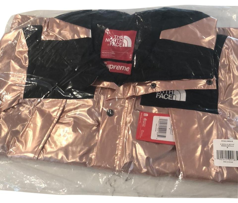 76f82d4a Supreme Rose Gold Pink Black The North Face Activewear Size 8 (M ...