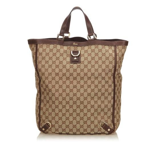 Preload https://img-static.tradesy.com/item/24220316/gucci-abbey-guccissima-brown-fabric-x-jacquard-x-leather-x-others-tote-0-0-540-540.jpg