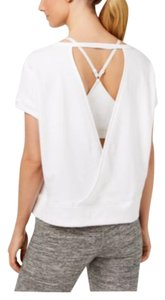 Calvin Klein Active Sport Top white