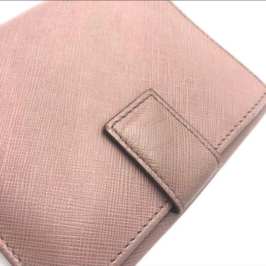 Salvatore Ferragamo Gancini Icona Vitello Small Wallet