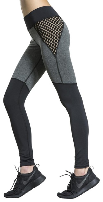 Preload https://img-static.tradesy.com/item/24220383/michi-black-gray-shadow-heather-greynude-activewear-bottoms-size-0-xs-25-0-3-650-650.jpg