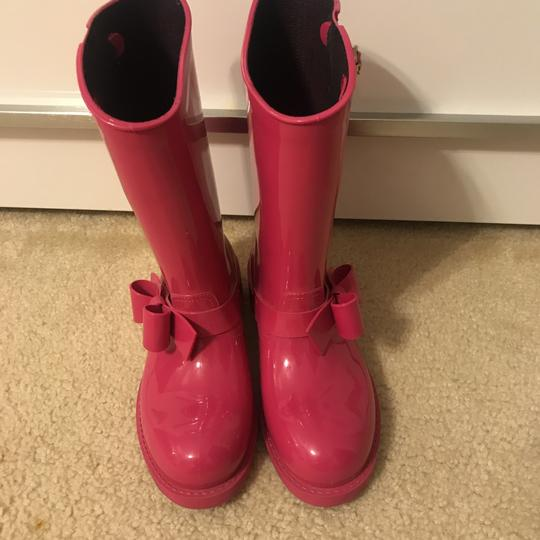 RED Valentino pink Boots