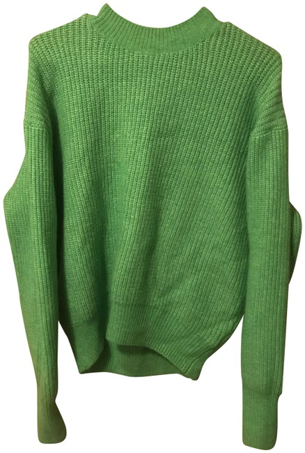 Preload https://img-static.tradesy.com/item/24220511/h-and-m-green-sweater-0-1-650-650.jpg