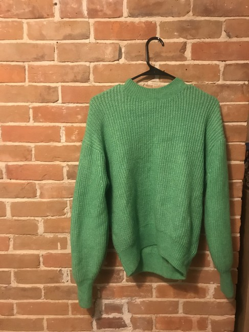 H&M Hollidays St. Patricks Day Bright Sweater