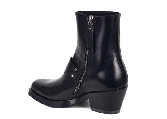 Versace Collection Black Boots