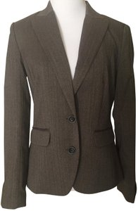 Banana Republic Lined Brown Blazer