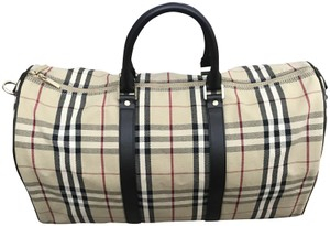 5fe69f0bb4d3 Burberry Duffle Bags - Up to 70% off at Tradesy