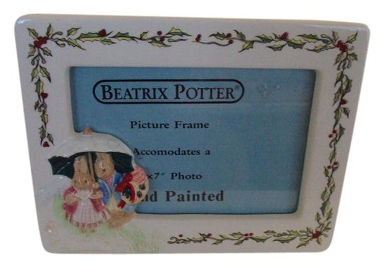 Preload https://img-static.tradesy.com/item/2422057/whitemulti-beatrix-potter-hand-painted-picture-frame-5x7-photo-bunny-rabbit-christmas-0-0-540-540.jpg