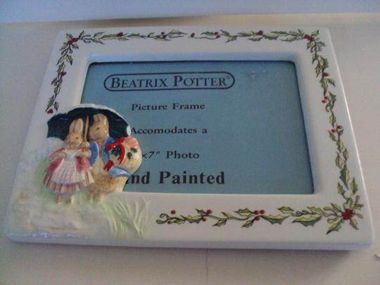 Other Beatrix Potter Hand Painted Picture Frame 5
