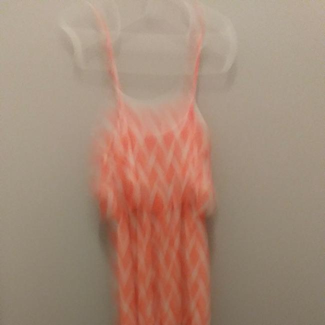 Rue 21 short dress Fluorescent orange on Tradesy