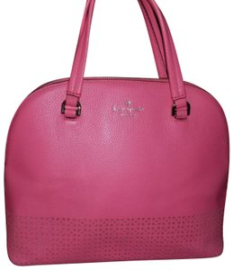 Kate Spade Tote in Neon pink