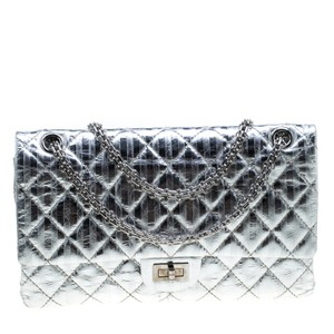b1d6fc41e2d8 Silver Chanel Bags - Up to 90% off at Tradesy