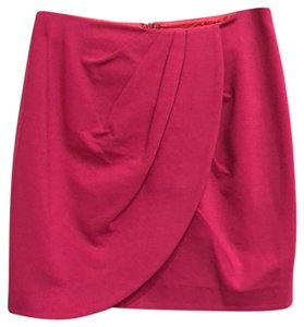 Cynthia Steffe Mini Skirt pink
