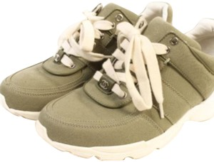 Chanel green Athletic