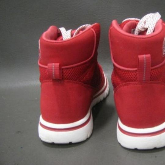 Sorel Red and white Athletic