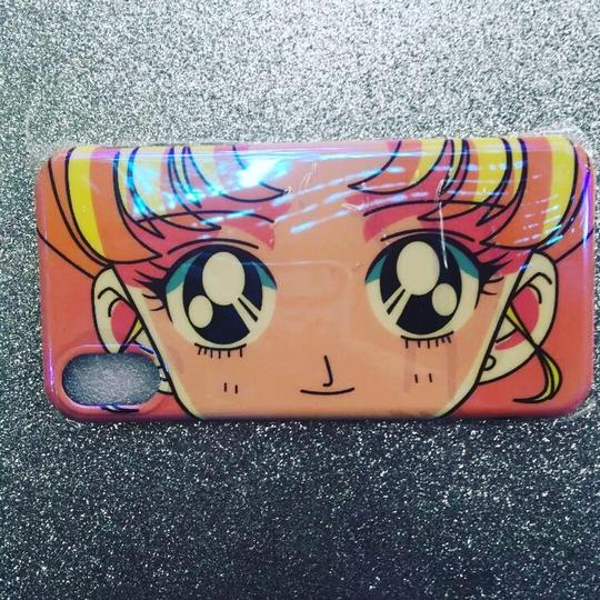 N/A iPhone X/XS Sailor Moon glossy case