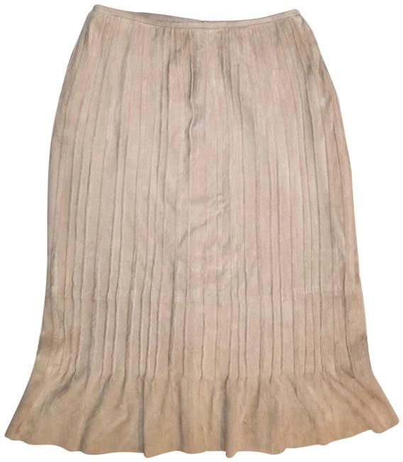 Preload https://img-static.tradesy.com/item/24221732/lafayette-148-new-york-beige-suede-leather-pleated-pencil-skirt-size-6-s-28-0-1-650-650.jpg