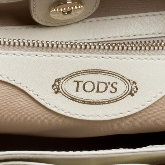 Tod's Tote in White