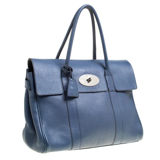 Mulberry Satchel in Blue