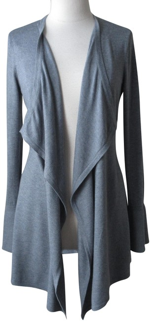 Preload https://img-static.tradesy.com/item/24221823/white-house-black-market-gray-new-with-tags-drama-sleeves-midi-cover-large-cardigan-size-14-l-0-1-650-650.jpg