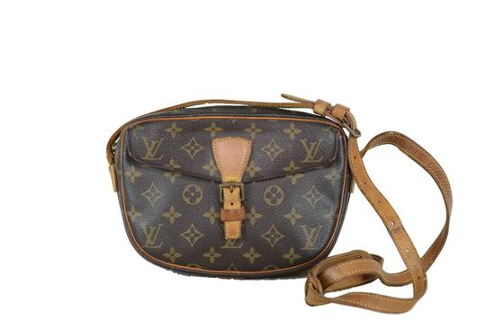 Preload https://img-static.tradesy.com/item/24221883/louis-vuitton-jeune-fille-pm-monogram-unusable-sticky-pockets-brown-canvas-cross-body-bag-0-0-540-540.jpg