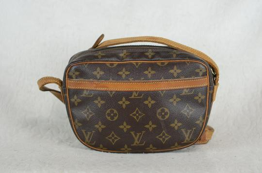 Louis Vuitton Jeune Fille Monogram Cross Body Bag