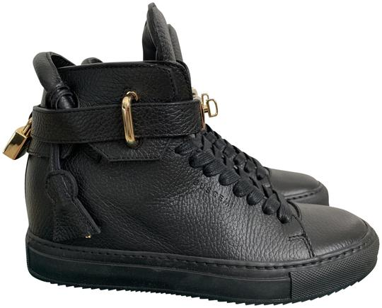 Preload https://img-static.tradesy.com/item/24221898/buscemi-black-100mm-alta-leather-wedge-high-top-sneakers-sneakers-size-eu-37-approx-us-7-regular-m-b-0-1-540-540.jpg
