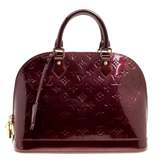 Preload https://img-static.tradesy.com/item/24221914/louis-vuitton-alma-rouge-fauviste-monogram-vernis-pm-satchel-0-0-540-540.jpg