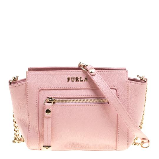 Preload https://img-static.tradesy.com/item/24221968/furla-mini-ginevra-pink-leather-cross-body-bag-0-0-540-540.jpg